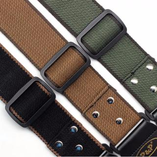 Electric Guitar Strap Adjustable Pure Cotton Belt for Acoustic Guitar Bass Musical Instrument Accessories