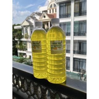 Tinh dầu xả nguyên chất đuổi ruồi, muỗi,kiến, gián( Dầu xả 1 lít)