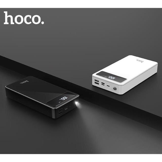 ✔️✔️CHÍNH HÃNG✔️✔️Sạc Dự Phòng Hoco DB119 - Dung Lượng 40000mAh