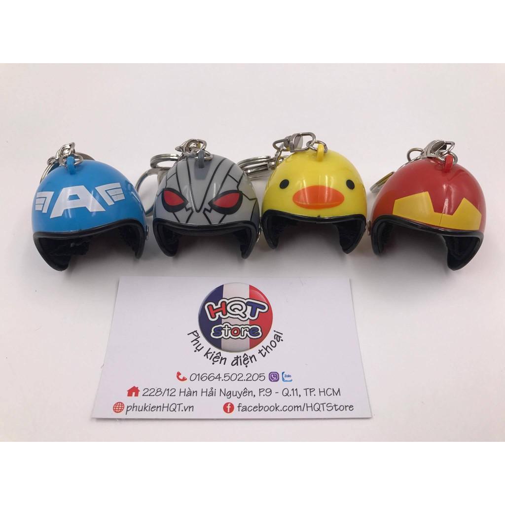 Móc khóa nón bảo hiểm siêu anh hùng - 2660616 , 394557848 , 322_394557848 , 40000 , Moc-khoa-non-bao-hiem-sieu-anh-hung-322_394557848 , shopee.vn , Móc khóa nón bảo hiểm siêu anh hùng
