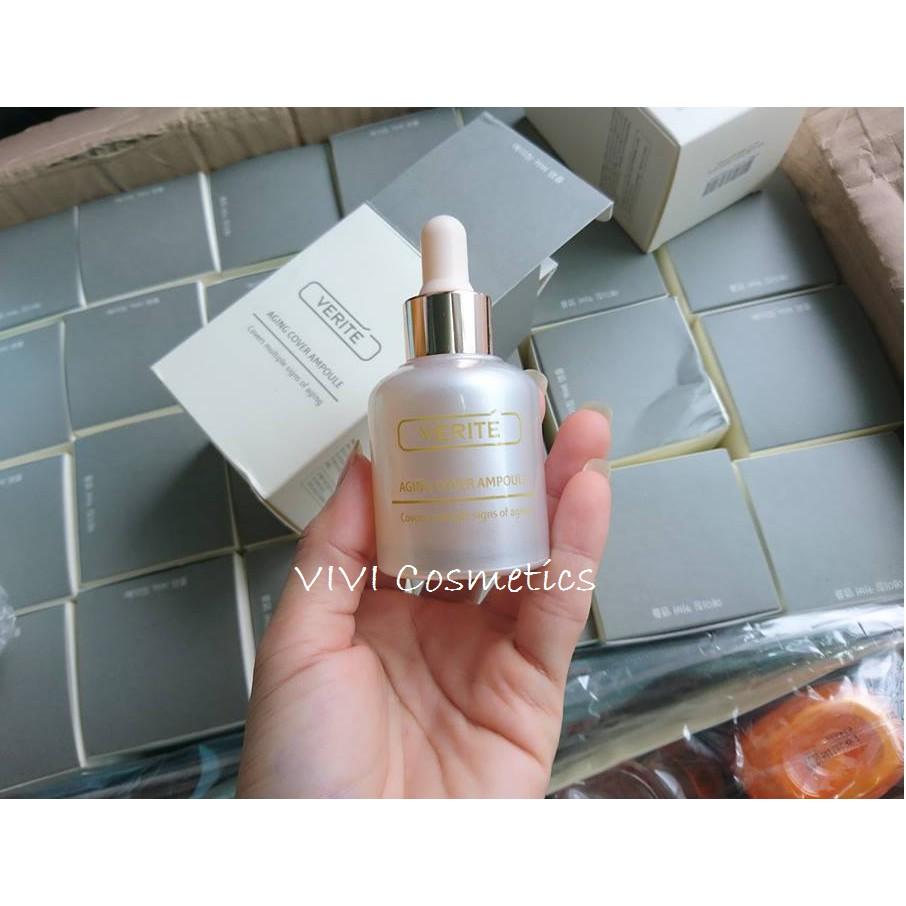 TRẢ ORDER tinh chất dưỡng chống lão hóa Anti Cover Ampoule 30ML