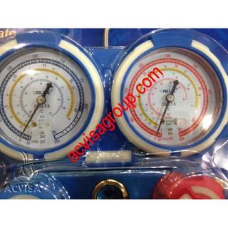 Đồng Hồ Gas Đôi VALUE Model VMG-2-R410A-B-03 (Không Dây)
