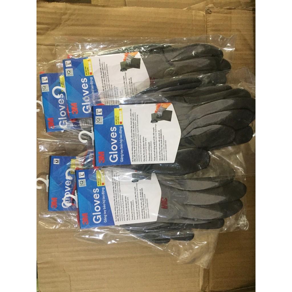 10 đôi găng tay Gloves Cut Level 1 3M cấp độ 1