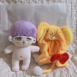 Fullset Flower Chim 15cm ( Jimin doll ) – BTS doll