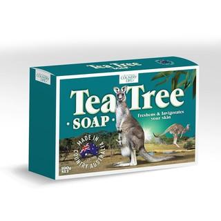 Xà Bông Country Life Tea Tree 100g-2