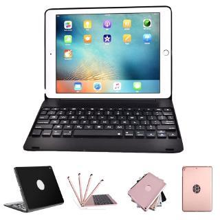 Bao Da Kèm Bàn Phím Bluetooth Cho Apple Ipad Mini 1 / 2 / 3 4 5