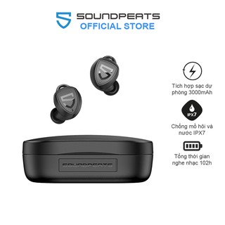 Tai Nghe True Wireless Earbuds SoundPEATS TrueShift 2 Bluetooth V5.0