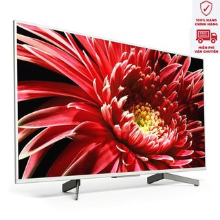 Android TV LED 4K HDR Sony 65 inch 65X8500G (2019) Bạc