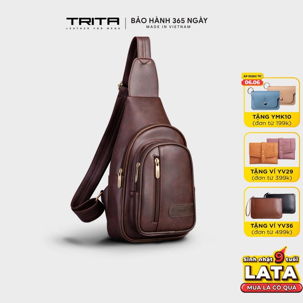 Balo đeo chéo nam thời trang TRITA RBAC01