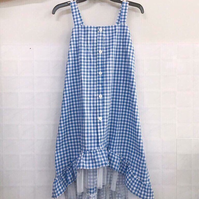 Váy xuông mùa hè xuất khẩu