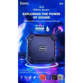 Loa Hoco BS34  thể thao Bluetooth chính hãng- BH 1 năm