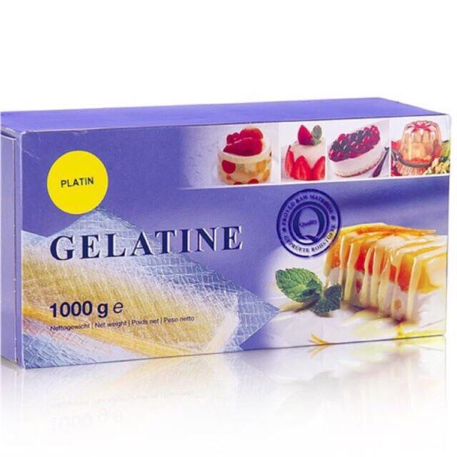 1kg Lá Gelatine Đức / Lá Gelatin - 2530000 , 186321577 , 322_186321577 , 720000 , 1kg-La-Gelatine-Duc--La-Gelatin-322_186321577 , shopee.vn , 1kg Lá Gelatine Đức / Lá Gelatin