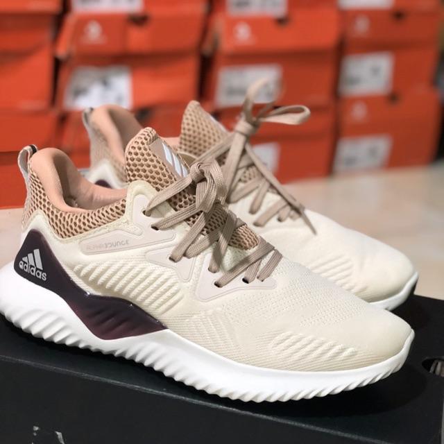 Giày thể thao alpha_bounce kem