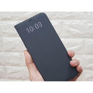 [RẺ]Bao da LED view cover S8/S8+ chính hãng Samsung zin 100% – thông báo dạng đèn Led