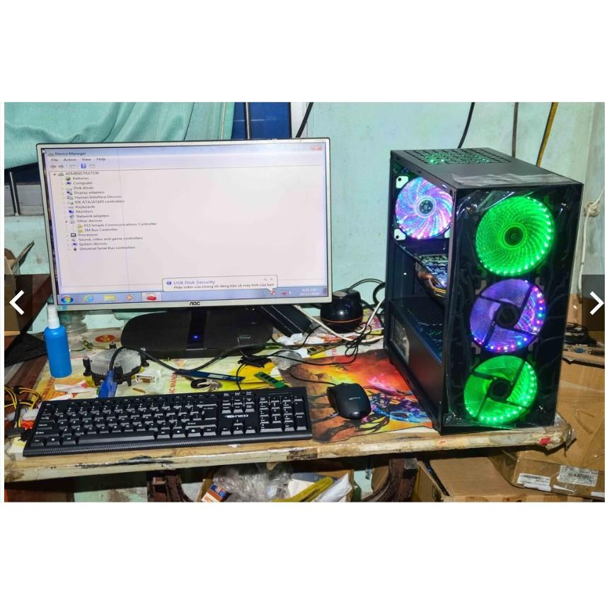 [FREESHIP 99K]_[CPELSALE giảm max 1tr đơn 3tr] Máy tính ram 16GB, 2 card màn hình, I3 3220 | WebRaoVat