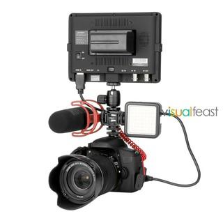 Dụng cụ hỗ trợ quay video cho máy ảnh DSLR