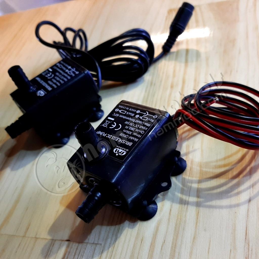 Máy bơm mini không chổi than Brushless - Model QR50E-5W   QR50H-10W