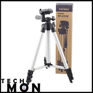 Gậy 3 chân Tripod 3110 Giá Đỡ 3 Chân Đế Chụp Hình Tripod TF-3110