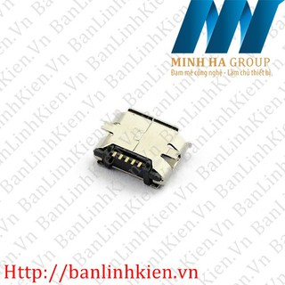 MicroUSB MK5P SMD