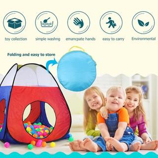 Bộ lều 4 sản phẩm chơi trong nhà cho bé