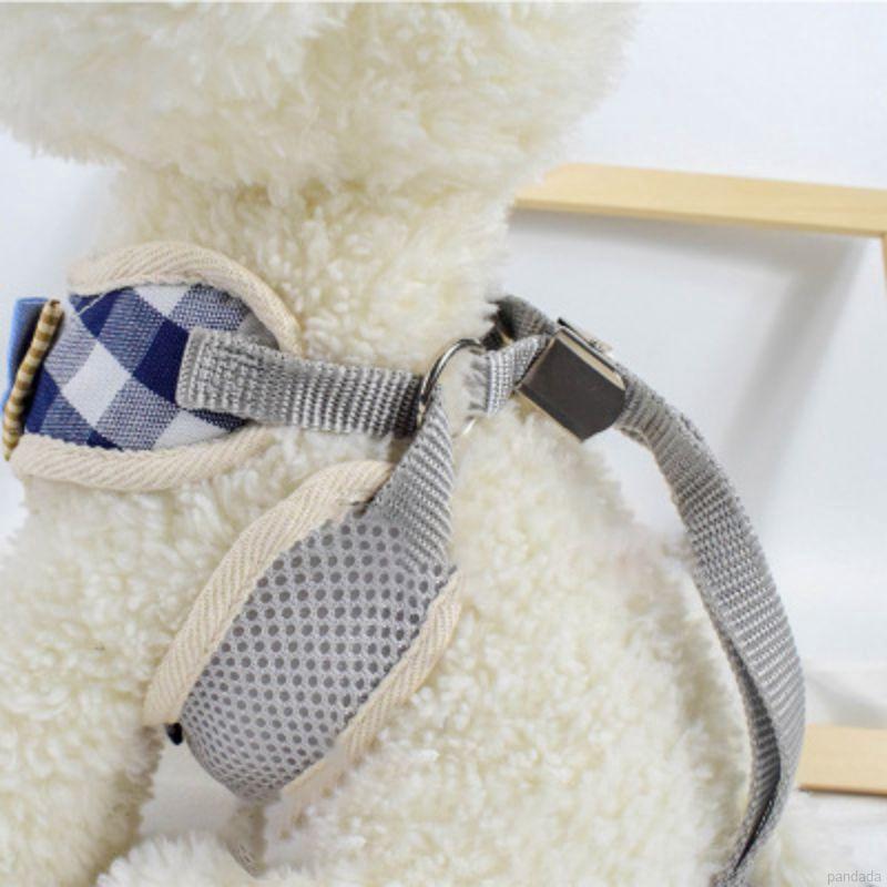 Pet Supplies & Pet Harnesses Leash Set Chest Belt Collar Dog Dress Bow
