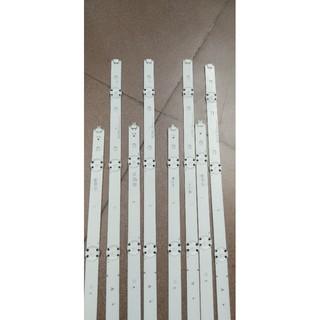 Bộ 8 thanh led LG 49 inch 2 thanh 9 bóng bé