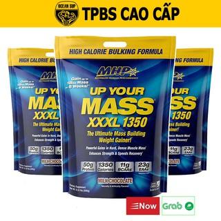 Up Your Mass XXXL 1350 Sữa Tăng Cân Tăng Cơ Mỹ Đế 5.4kg