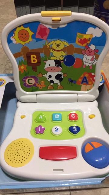 Đồ chơi laptop nhạc cho bé- 100% hàng Mỹ xách tay