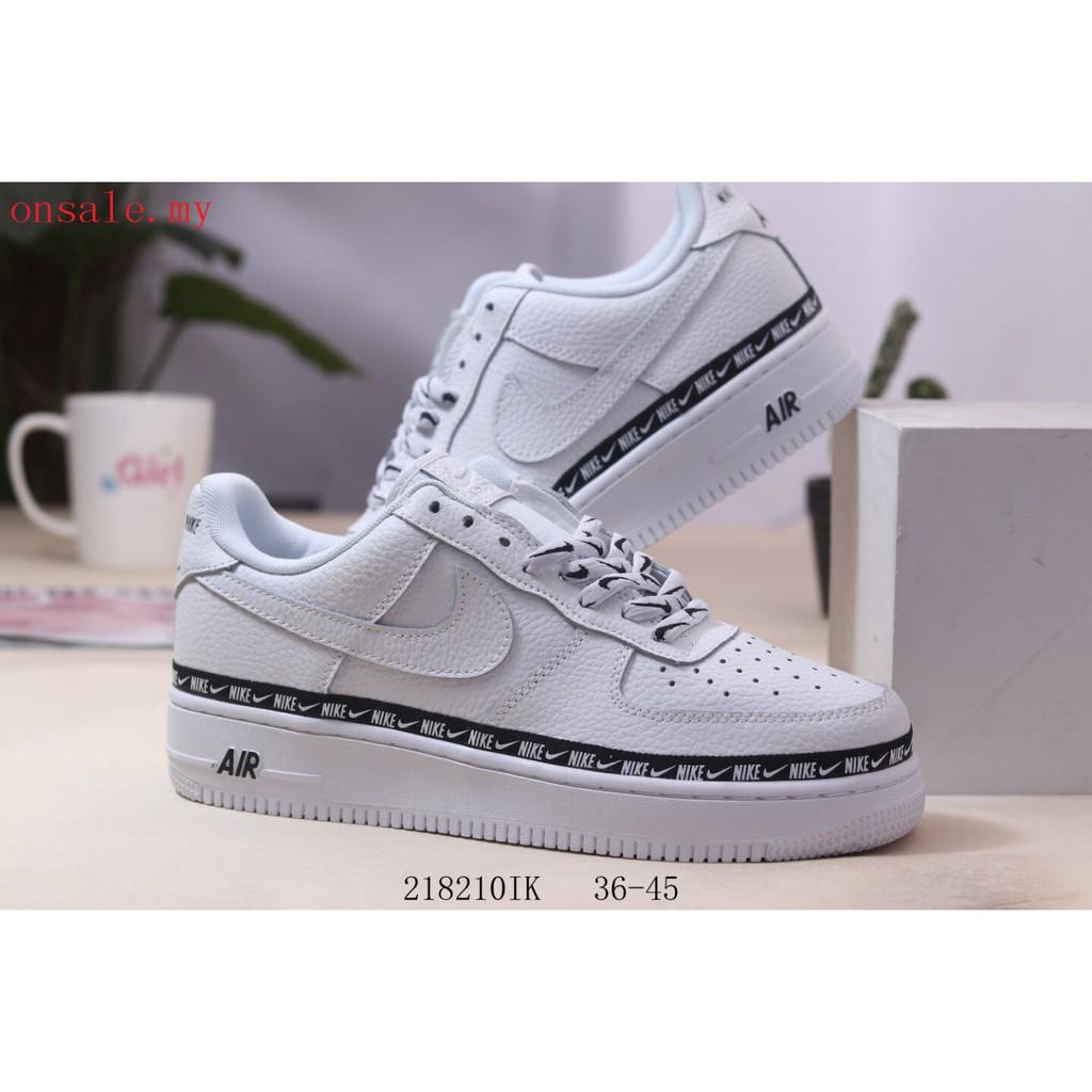 Discount Nike Air Force 1 07 Se Prm men women sneakers casual shoes white