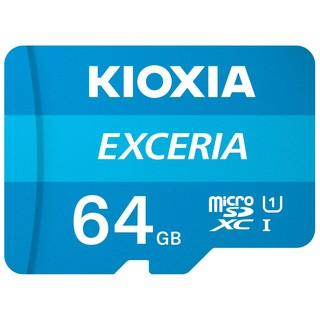 [Mã ELFLASH5 giảm 20K đơn 50K] Thẻ Nhớ Kioxia (Toshiba) Micro SD 64GB| 32GB C10 UHS-I 100MB/s - Chính Hãng.