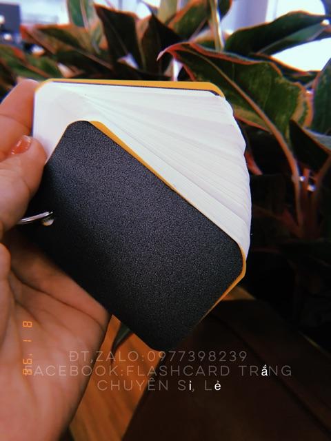 FlashCard Học Từ Vựng Ngoại Ngữ Trung Nhật Anh Hàn Đức Đáng Yêu