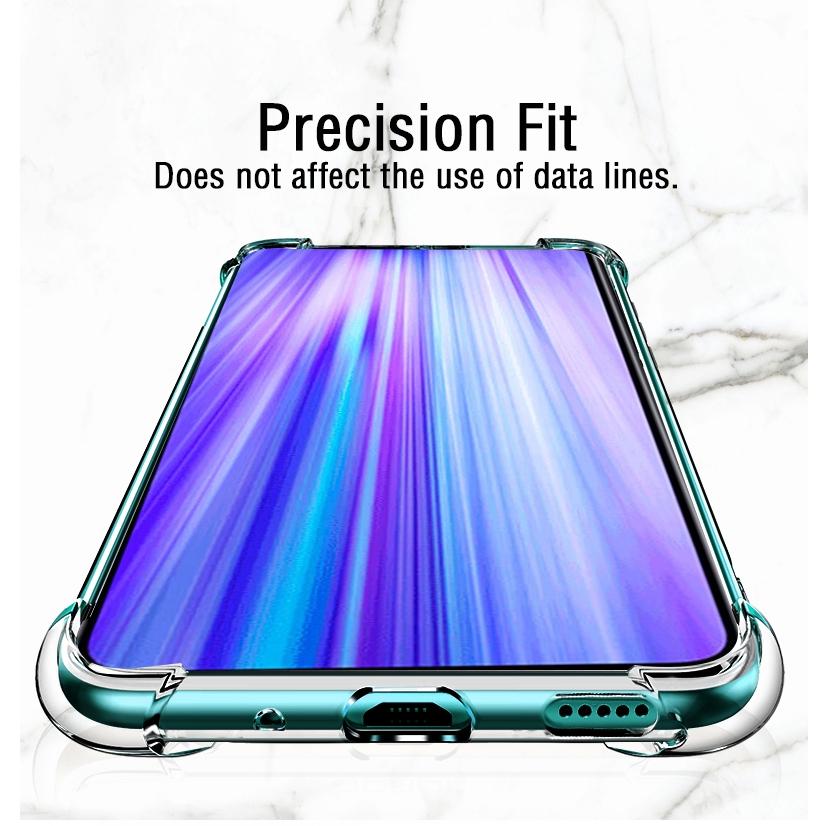 Ốp Lưng Trong Suốt Chống Sốc Cho Samsung A21s M31 M30s A51 A71 A10s A20s A30 A30s A50 A50s Note 10 Lite