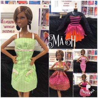 Váy búp bê Barbie chính hãng. Cập nhật mỗi ngày. Mã đồ H