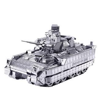 Mô Hình Kim Loại Lắp Ráp 3D Piececool Xe Tăng M2A3 Bradley IFV P054-S