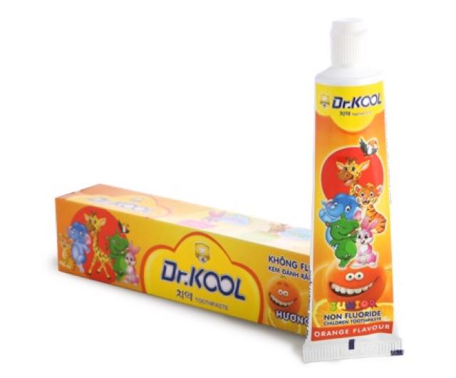 Kem đánh răng DR KOOL trẻ em 75g - Ipek_Shop