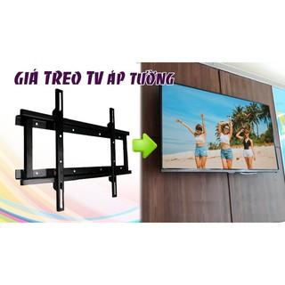 Giá treo tivi treo tường kích cỡ từ 14 - 55 inch lắp đặt cực đơn giản