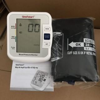 Máy đo huyết áp bắp tay Sinoheart BA-801 Đức