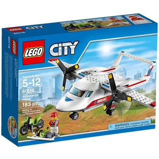 Lego City 60116- 183 pcs