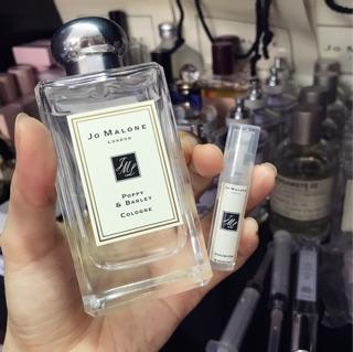 Mẫu thử nước hoa Jo Malone Poppy & Barley 2