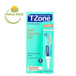 Gel ngăn ngừa mụn T Zone Spot Zapping Gel 8ml thumbnail
