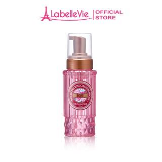 Bọt rửa mặt ARWIN chiết xuất hoa hồng Damascena Rose Whitening Cleansing Mousse (50ml & 250ml) thumbnail