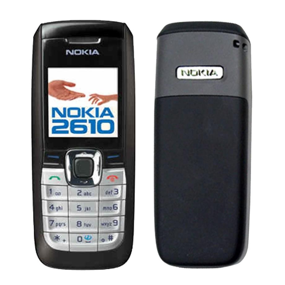 Điện thoại Nokia 2610 kèm pi