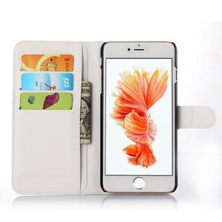 Dành cho Iphone 6 plus 6s plus: Bao da Iphone kiêm ví đựng tiền, thẻ ATM,.. Siêu sang Siêu tiện