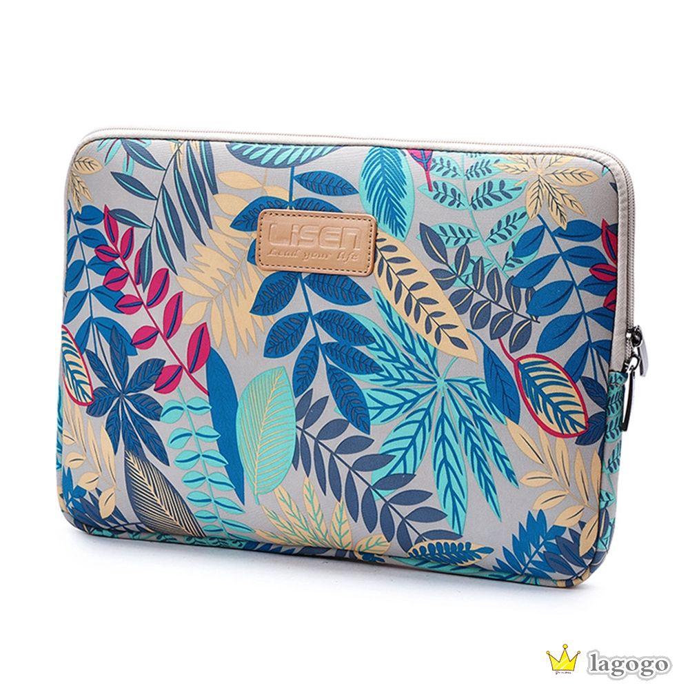 Canvas portable Handbag Laptop bag Notebook protection Case LO Giá chỉ 155.820₫