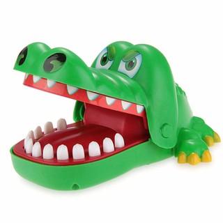 Đồ chơi khám răng cá sấu siêu hót mới nhất cỡ to