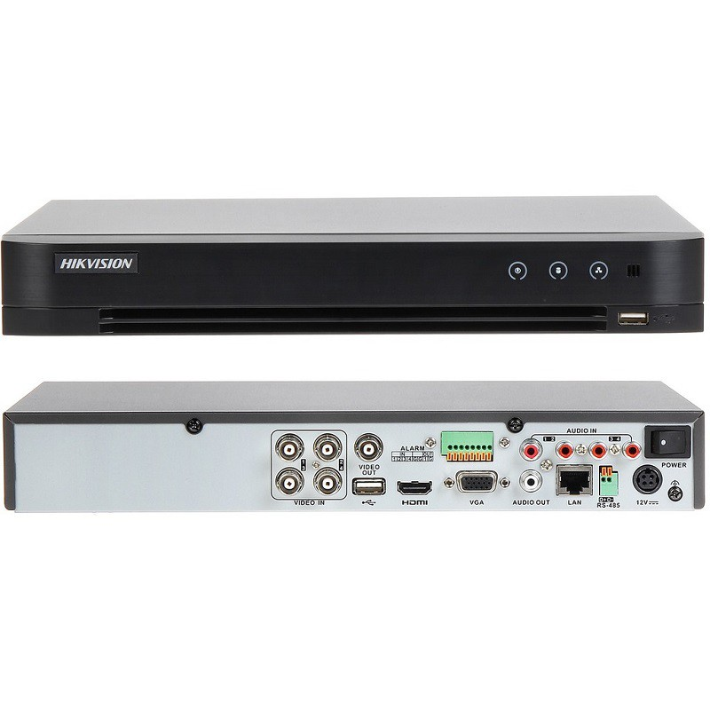 Đầu ghi hình 5MP HIKVISION DS-7204HUHI-K1/E (S) 4 kênh HD