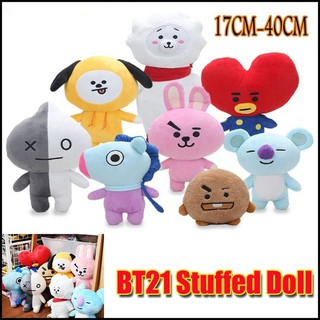 [Siêu rẻ] Doll BT21 – Gấu Bông BT21
