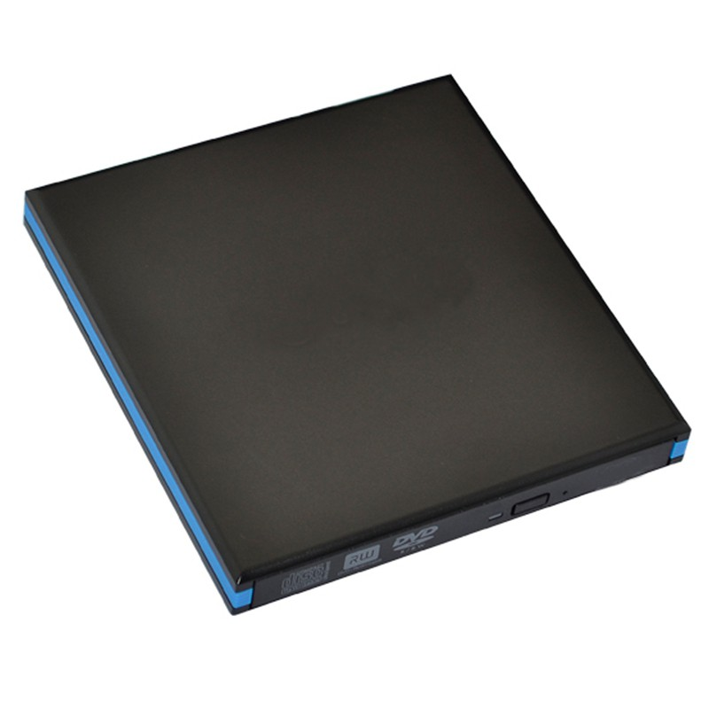 External Usb 3.0 Cd Rom Player Optical Drive Dvd Burner Reader