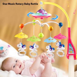 đồ chơi phát nhạc cho bé từ 0-1 tuổi