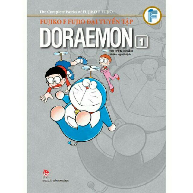 Doraemon đại tuyển tập , truyện ngắn